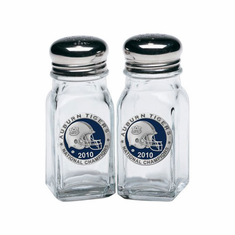Auburn Tigers 2010 National Championship Salt & Pepper Shaker