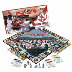 Boston Red Sox Collector's Edition Monopoly - BACKORDERED
