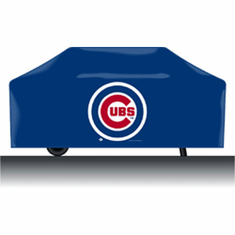 Chicago Cubs Barbeque Grill Cover