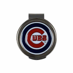 Chicago Cubs Hat Clip and Ball Marker