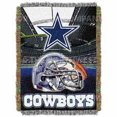 Dallas Cowboys Home Field Advantage Throw