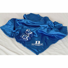 Duke Blue Devils Baby Blanket Set - BACKORDERED