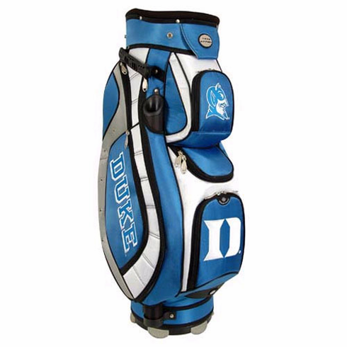 Duke Blue Devils Lettermans Club II Cooler Cart Bag - BACKORDERED