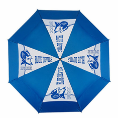 Duke Blue Devils WindSheer II Auto-Open Umbrella - BACKORDERED