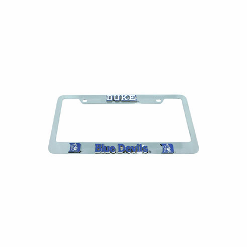 Duke License Plate Frame