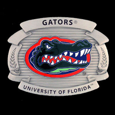 Florida Gators Oversized Belt Buckle