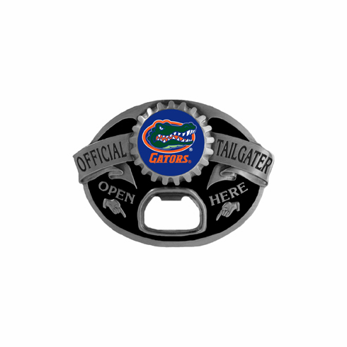 Florida Gators Tailgater Buckle - BACKORDERED