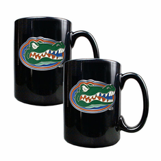 Florida Gators Two Piece Coffee Mug Set