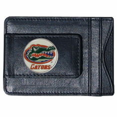 Florida Leather Cash and Card Holder II