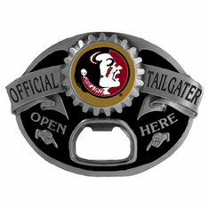 Florida State Seminolels Tailgater Buckle