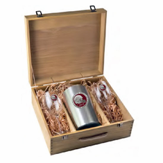Florida State Seminoles 2013 National Championship Wine Set Box