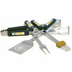 Green Bay Packers BBQ Grill Utensil Set