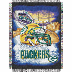 Green Bay Packers Home Field Advantage Throw