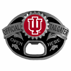Indiana Hoosiers Tailgater Buckle