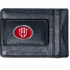 Indiana Leather Cash and Card Holder