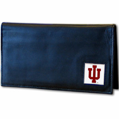 Indiana Leather Checkbook Cover