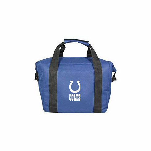 Indianapolis Colts 12 Pack Kolder Kooler Bag