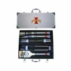 Iowa State Cyclones 8pc BBQ Set - BACKORDERED