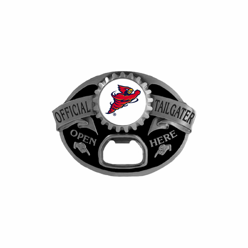 Iowa State Cyclones Tailgater Buckle - BACKORDERED