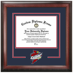 Iowa State University Spirit Diploma Frame