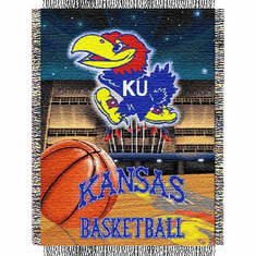 Kansas Jayhawks Home Field Advantage Throw