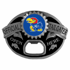 Kansas JayhawksTailgater Buckle