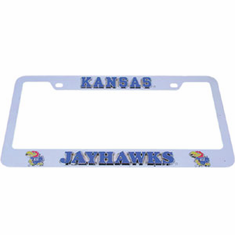 Kansas License Plate Frame
