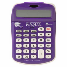 Kansas State Desk Calculator - SOLD OUT