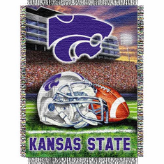 Kansas State Wildcats Home Field Advantage Throw