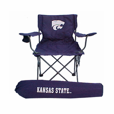 Kansas State Wildcats Ultimate Adult Tailgate Chair - BACKORDERED