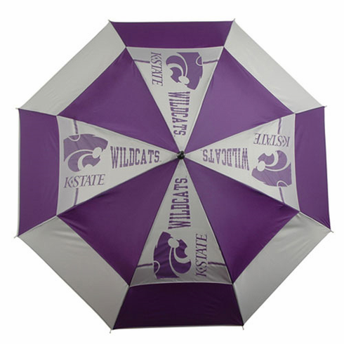 Kansas State Wildcats WindSheer II Auto-Open Umbrella - BACKORDERED