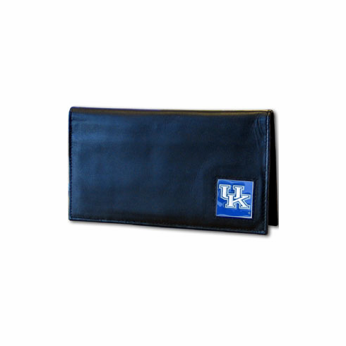 Kentcky Leather Checkbook Cover