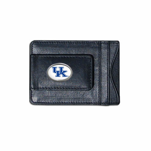 Kentucky Leather Cash and Card Holder - BACKORDERED