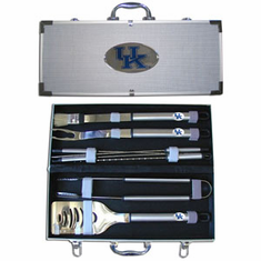 Kentucky Wildcats 8pc BBQ Set - BACKORDERED