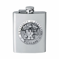 Kentucky Wildcats Flask