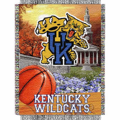 Kentucky Wildcats Home Field Advantage Throw