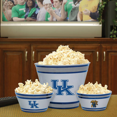 Kentucky Wildcats Melamine Serving Bowl Set