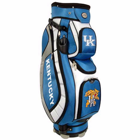 Kentucky Wildcats NCAA Lettermans Club II Cooler Cart Bag