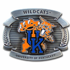 Kentucky Wildcats Oversized Belt Buckle