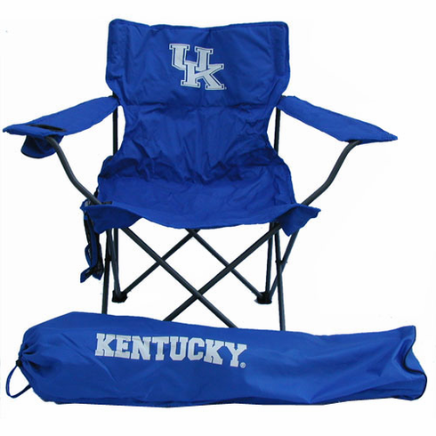 Kentucky Wildcats Ultimate Adult Tailgate Chair - BACKORDERED