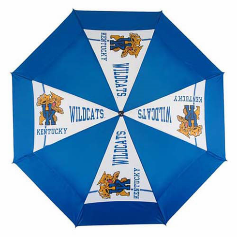 Kentucky Wildcats WindSheer II Auto-Open Umbrella - BACKORDERED