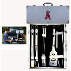 Los Angeles Angeles 8pc BBQ Set