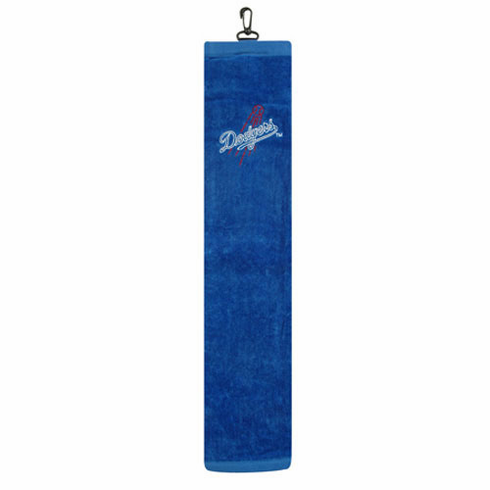 Los Angeles Dodgers Embroidered Tri-Fold Golf Towel