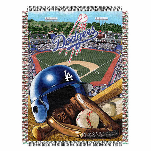 Los Angeles Dodgers Home Field Advantage Throw