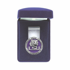 LSU Tigers Money Clip
