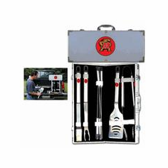 Marryland Terrapins 8pc BBQ Set - BACKORDERED