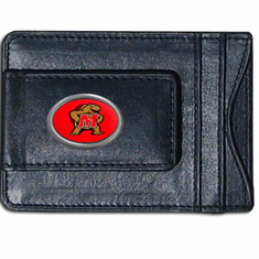 Maryland Leather Cash and Card Holder - BACKORDERED