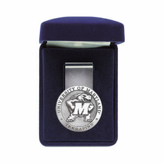 Maryland Terrapins Money Clip