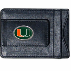 Miami Leather Cash and Card Holder
