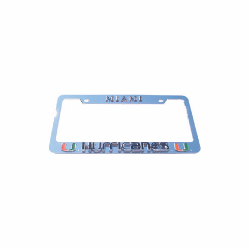 Miami License Plate Frame